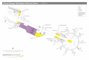 DCA Terminal A