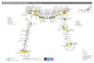 PHL Terminals D & E